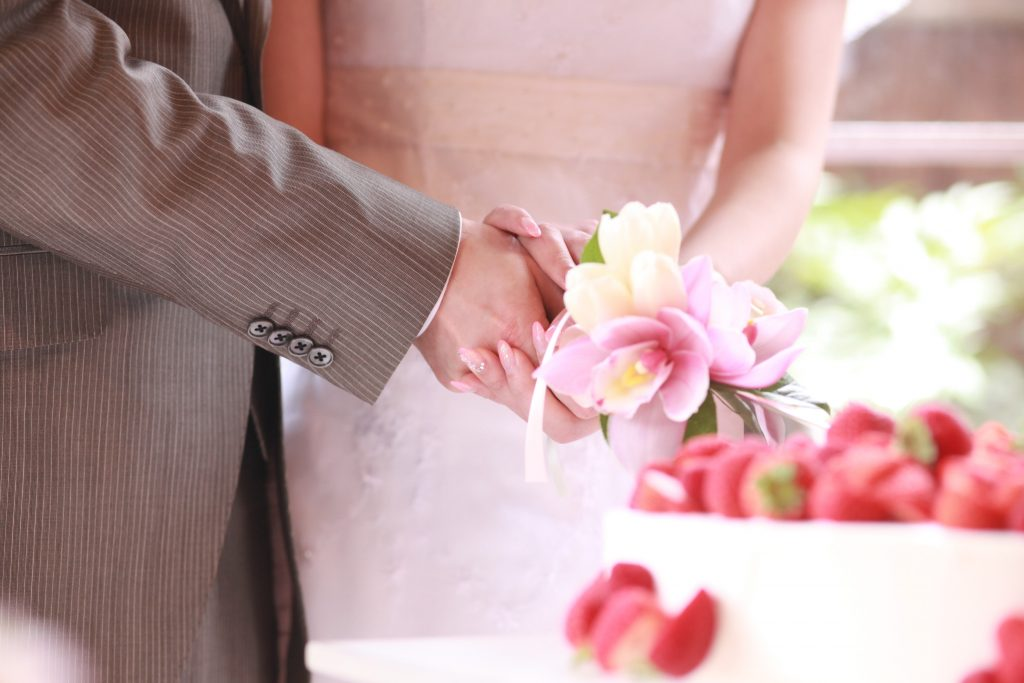 結婚運UPのイメージ画像